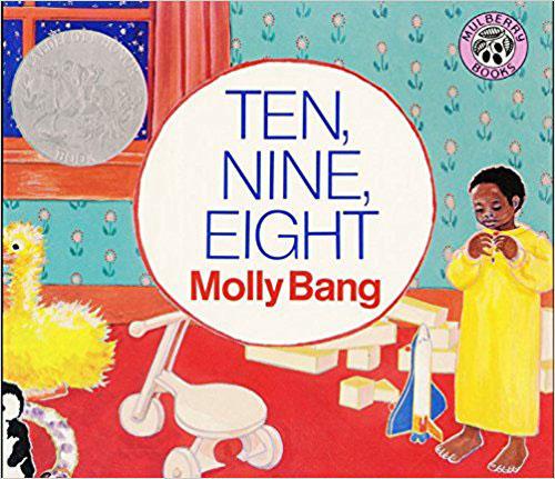 Ten Nine Eight by Molly Bang