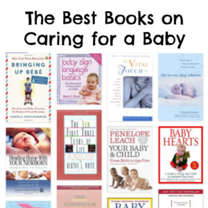 Best Books on Caring for a Baby