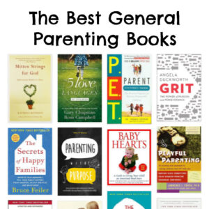 The Best General Parenting Books