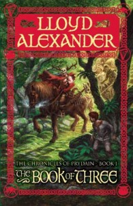 The Book of Three by Alexander Lloyd