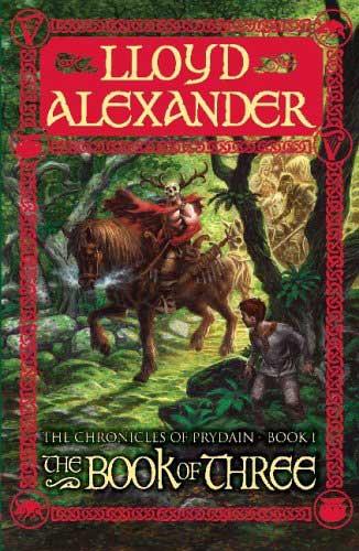 The Book of Three by Alexander Lloyd