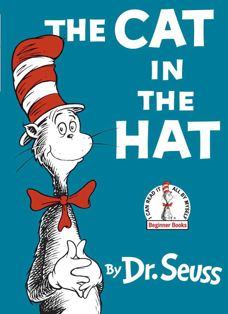 Dr Seuss Cat In The Hat Anapasteic