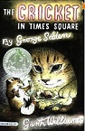 The Cricket in Times Square by George Selden