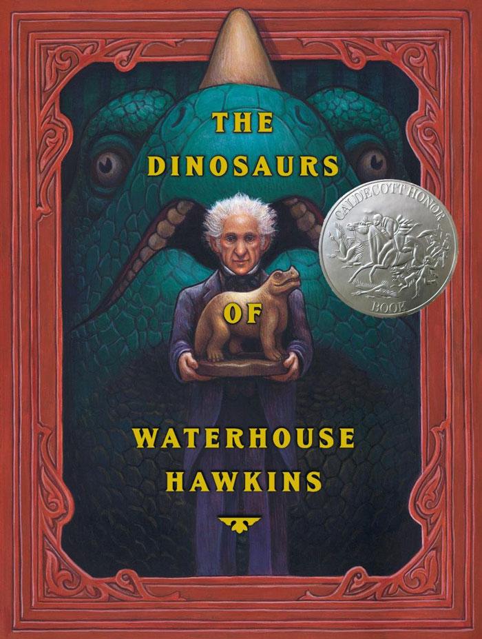 The Dinosaurs of Waterhouse Hawkins by Barbara Kerley