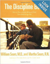 The Discipline Book by William and Martha Sears