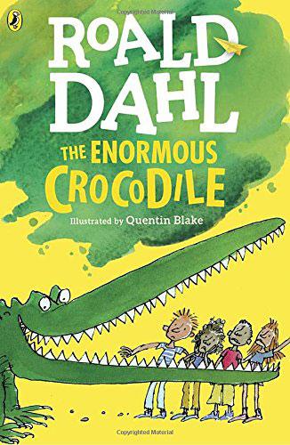 The Enormous Crocodile by Roald Dahl