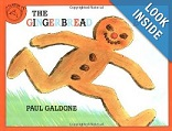 The Gingerbread Boy by Paul Galdone