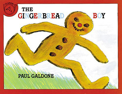 Gingerbread Boy by Paul Galdone