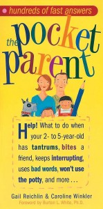 The Pocket Parent by Gail Reichlin and Caroline Winkler