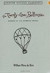 The Twenty-One Balloons by William Pene du Bois