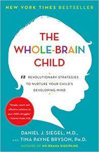 The Whole Brained Child by Daniel J. Siegal