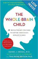The Whole Brain Child by Daniel Siegel & Tina Bryson