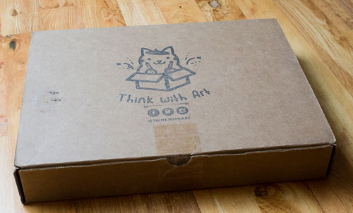 Think with Art Box