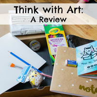 Think with Art: A Review