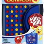 Best Travel Toys: Travel Connect 4