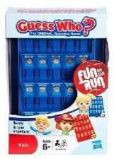 Travel Guess Who by Hasbro