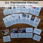 U.S. Presidential Election Cards