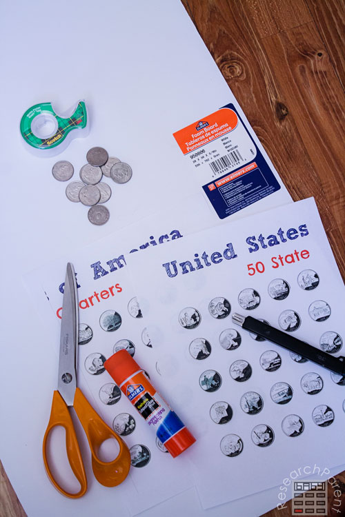 United States Coin Collection Supplies