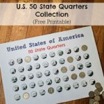 United States of America 50 State Quarters Collection