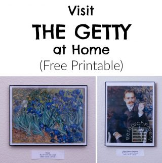 Visit the Getty at Home