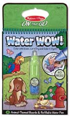 Water Wow! On-the-Go Travel Activity by Melissa & Doug