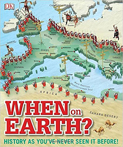 When on Earth? by DK Publishing