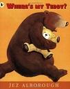 Where's My Teddy by Jez Alborough