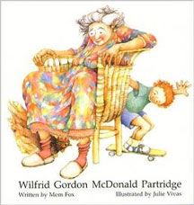 Wildrid Gordon McDonald Partridge by Mem Fox