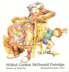 Wilfrid Gordon McDonald Partridge by Julie Vivas