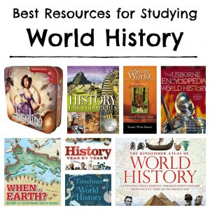 Best Resources for Studying World History