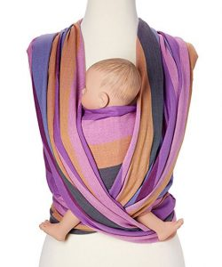 Woven Wrap Baby Carrier Review