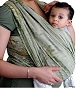 Woven Wrap Baby Carrier
