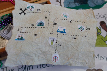 final treasure map