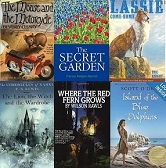 Selection of Best Books for Late Elementary